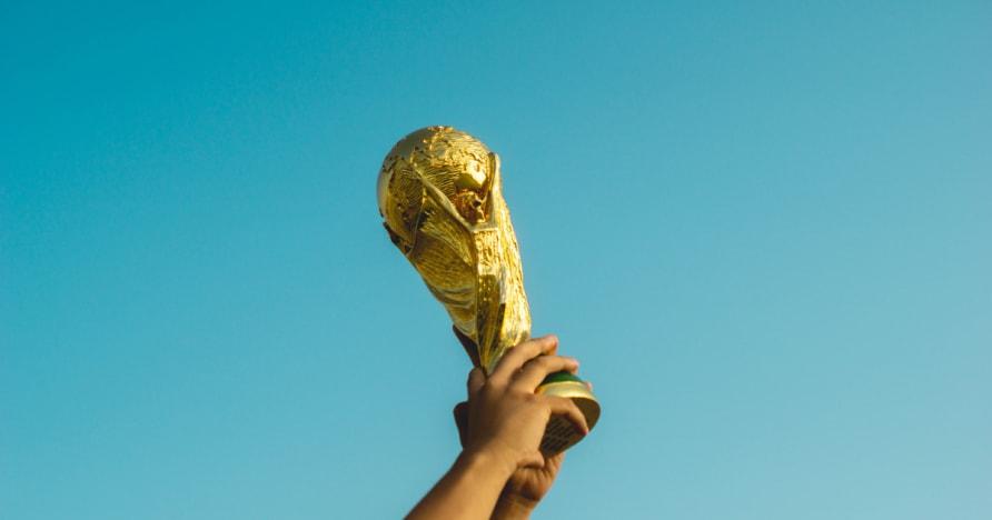 Come La Coppa del mondo di calcio interessato Macau Azioni di gioco d'azzardo