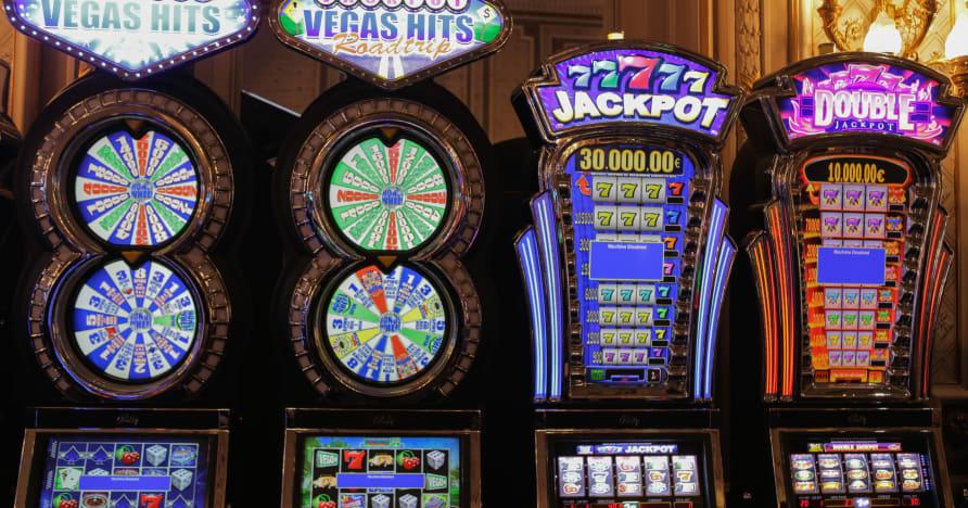 Giochi di slot che pompano fortuna