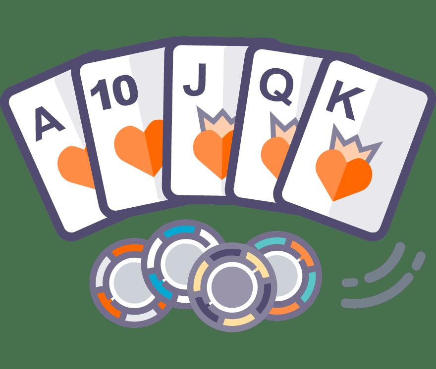 Texas Holdem Casinò Online 2021