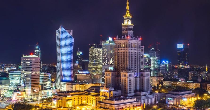 Casinò in linea della Polonia: gioco d'azzardo su Internet in Polonia